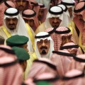 05 saudi king -- becomes king 2005 - RESTRICTED