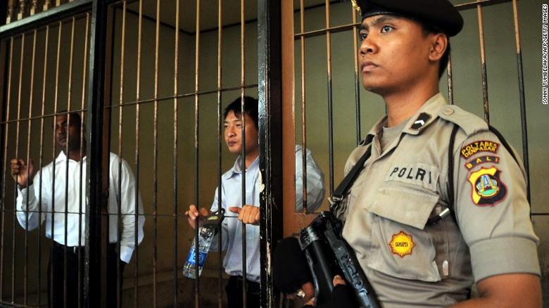 Execution delayed for 'Bali Nine' pair