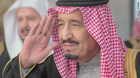 Saudi Arabia's order of succession explained