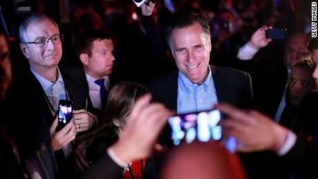 Mitt Romney's top advisers and friends are meeting in Boston on Friday.