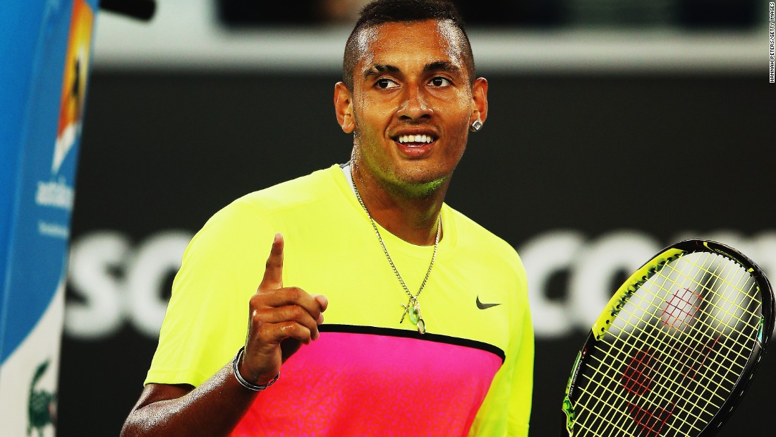 Seppi's fourth-round opponent is Aussie Nick Kyrgios, the man who defeated Rafael Nadal last year at Wimbledon.