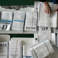 Defining Moments polling station Athens