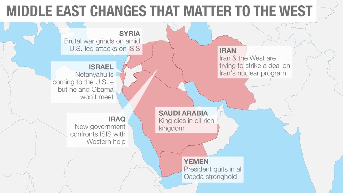 Whats happening in the Middle East and why it matters CNN
