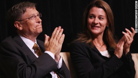 Bill and Melinda Gates have defended their decision to hand  Narendra Modi an award.