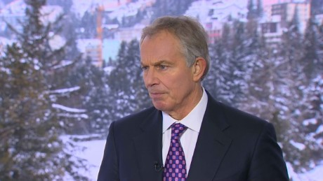 Former British Prime Minister Tony Blair has said he is quitting as Mideast Envoy for the Quartet.