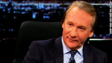 Maher: 'American Sniper' is 'psychopath patriot'