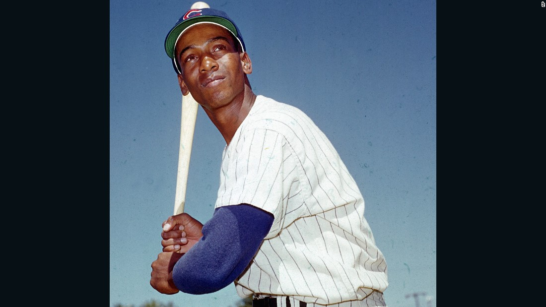 "<a href=""http://www.cnn.com/2015/01/23/us/ernie-banks-obit/index.html"" target=""_blank"">Ernie Banks</a>, a Hall of Fame baseball player nicknamed ""Mr. Cub,"" died January 23 in Chicago, family attorney Mark Bogen said. Banks was 83."