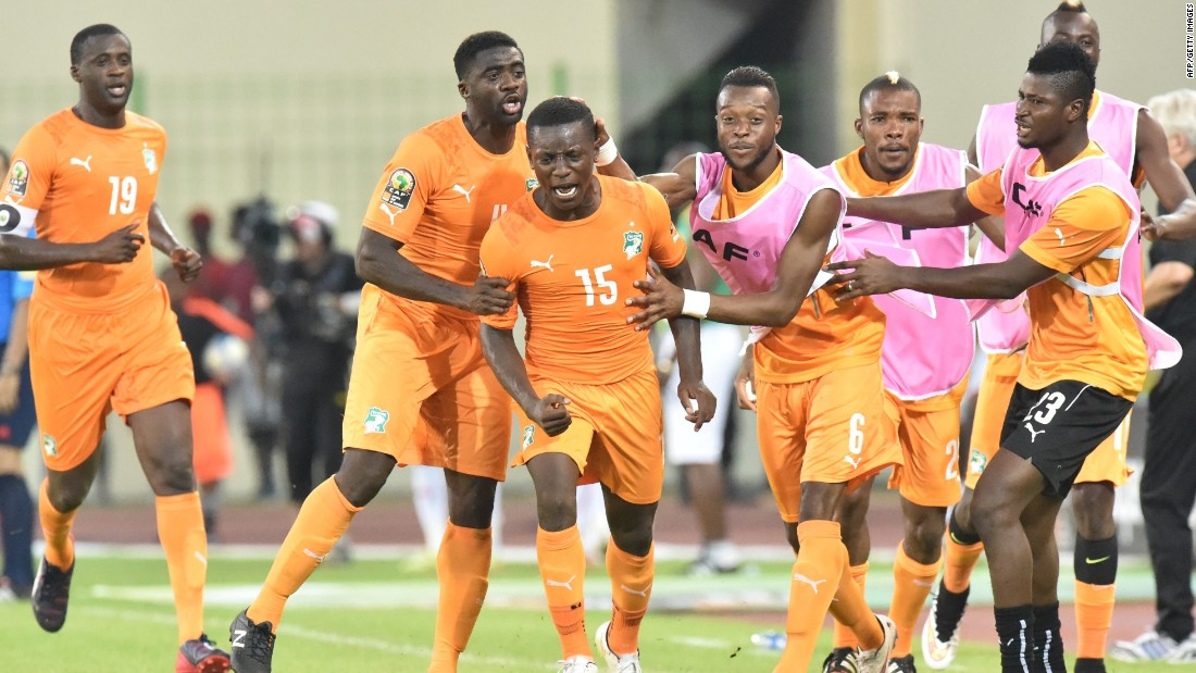 Ivory Coast scored a later equalizer against Mali in the Africa Cup of Nations to secure a vital second draw in their tight Group D, which will decided in the final round of matches.