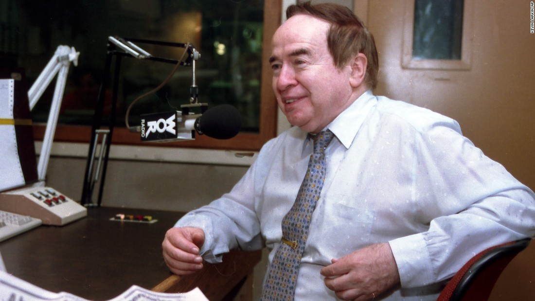 "Longtime New York City radio and television personality <a href=""http://www.cnn.com/2015/01/25/us/joe-franklin-obit/"" target=""_blank"">Joe Franklin</a> died January 24 at the age of 88."