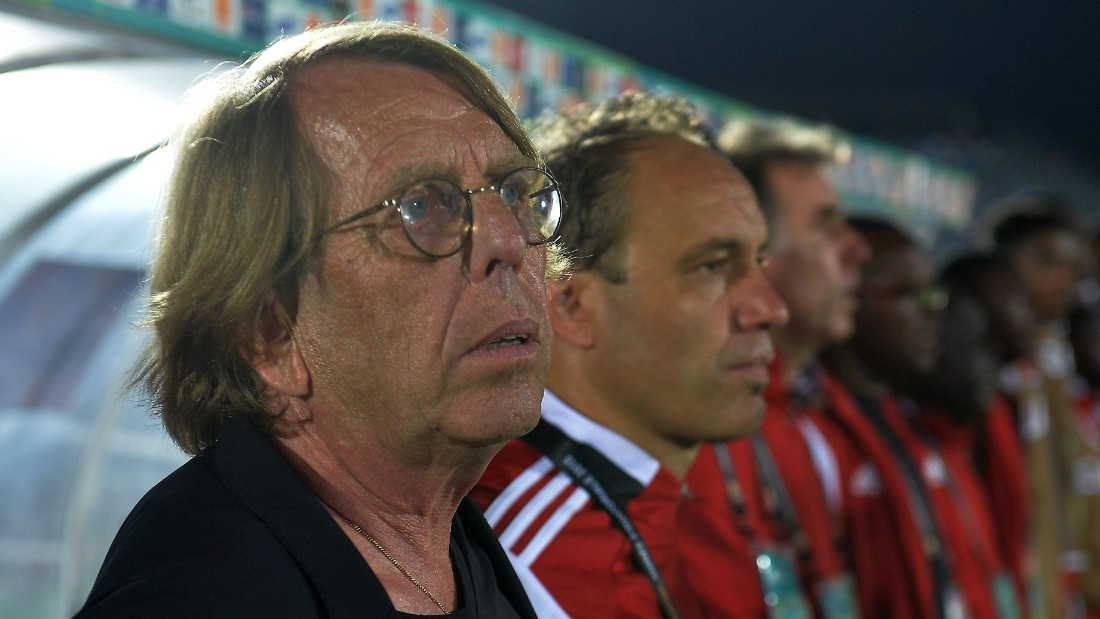 Congo coach Claude Le Roy extended his remarkable record at AFCON finals as his side became the seventh from eight to reach the knockout stages. A 2-1 win over Burkina Faso did the trick for the Frenchman.