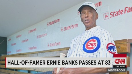 Remembering Ernie Banks