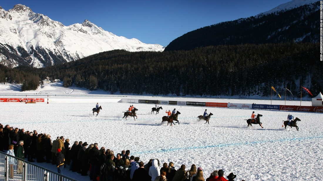 The game's periods, or chukkas, are shortened to allow horses and players to recover from short bursts of frantic play at high altitude.