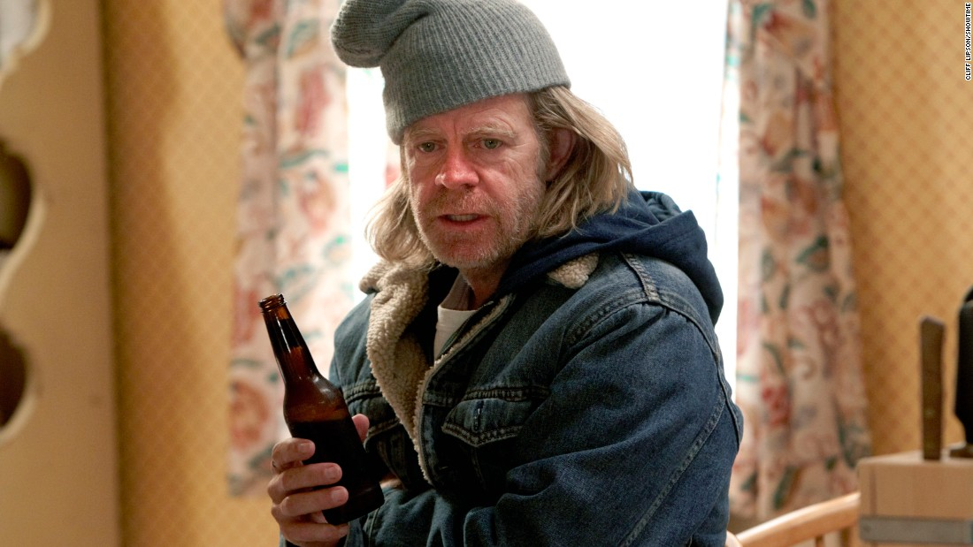 "William H. Macy, ""Shameless"""
