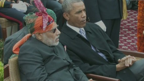 Obama chief guest at India's Republic Day parade