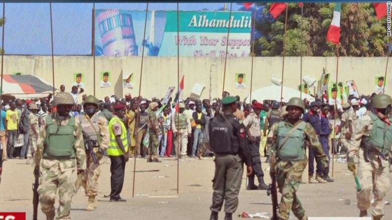 Nigeria soldiers save Maiduguri from Boko Haram