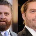Zach Galifianakis split