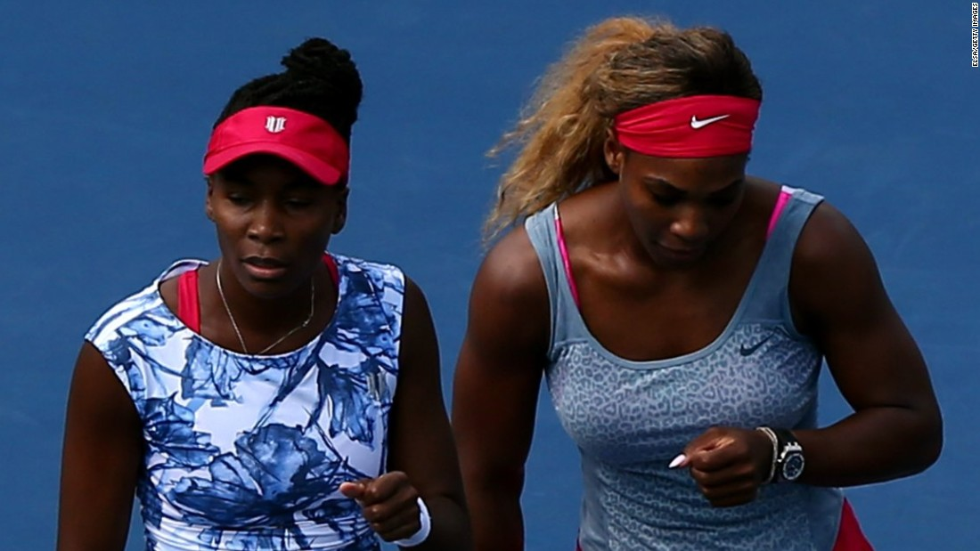 The last time Venus and younger sister Serena both appeared in a grand slam quarterfinal was at Wimbledon in 2010. Serena progressed to the last eight at Melbourne earlier Monday.