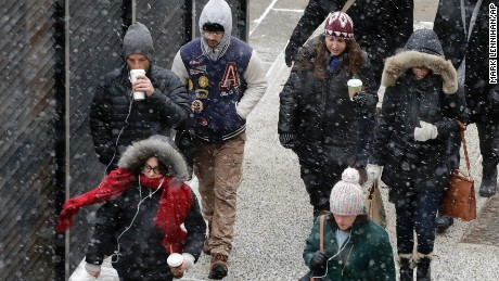 Northeast braces for 'historic' storm