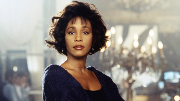 "Whitney Houston's 1992 movie ""The Bodyguard"" proved she was more than just a singer, but her smash ""I Will Always Love You"" proved why she was one of the best. She covered Dolly Parton's song so well that amateur performers still can't help but sing along. Houston died of coronary heart disease in 2012."
