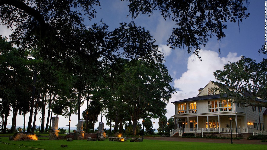 3. The Inn en Palmetto Bluff, un complejo turístico de Montage Resort, Carolina del Sur