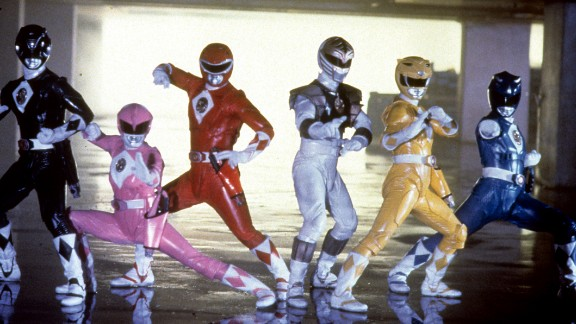 "You might think the ""Mighty Morphin Power Rangers"" were too cheesy to keep up with today's superheroes, but the franchise is actually still kicking. Twenty years after ""Power Rangers"" premiered in 1993, Nickelodeon debuted new episodes of ""Power Rangers Megaforce."""