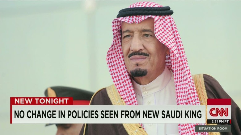 No change in policies seen from new Saudi King