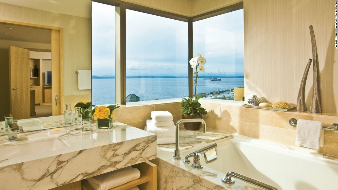 5. Four Seasons Hotel Seattle