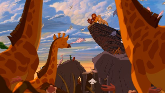 """The Lion King"" not only had tons of cat lovers naming their pets ""Simba,"" it also introduced the phrase ""hakuna matata"" into the American lexicon. The film hasn't lost its popularity in the years since its release and even spurred a successful Broadway musical in 1997. When the studio decided to re-release the animated film in 3-D in 2011, it topped the box office two weeks in a row. A new ""Lion King"" starring Donald Glover and Beyonce is scheduled to be released in 2019. Again, we say: That's some serious fandom."