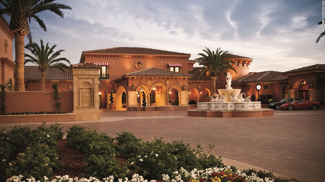 7. The Grand Del Mar, California