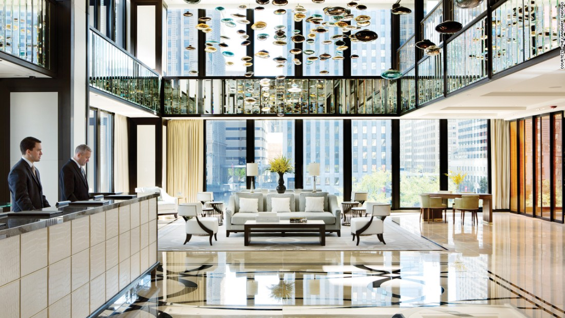 6. The Langham, Chicago
