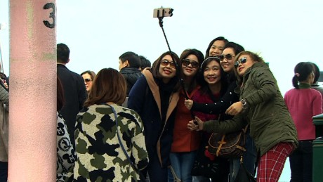 So long, Hong Kong! Chinese tourists seek new sites