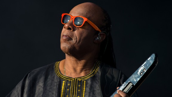"""The legendary singer and multi-instrumentalist Stevie Wonder recently collaborated with DJ Mark Ronson on his album """"Uptown Special."""""""