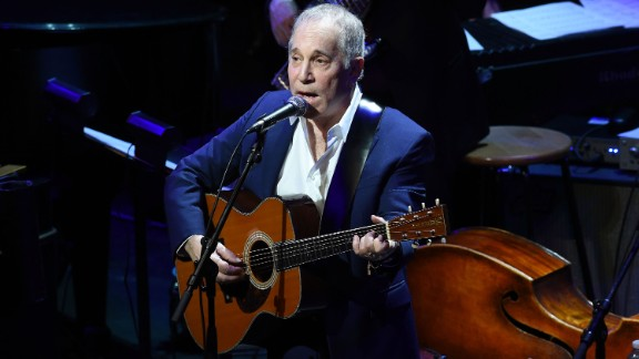 """Paul Simon has stayed active, going on tour with Sting and even making an occasional appearance with old mate Art Garfunkel. In 2011 he released his album, """"So Beautiful or So What."""""""