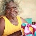 aboriginal 11 wik elder bertha