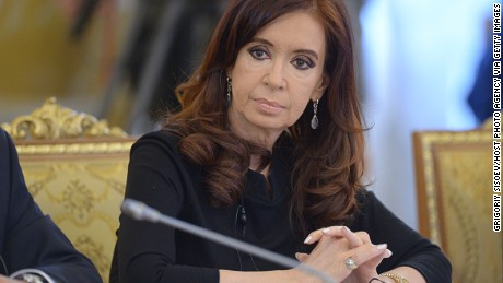 Argentina leader wants shakeup after scandal