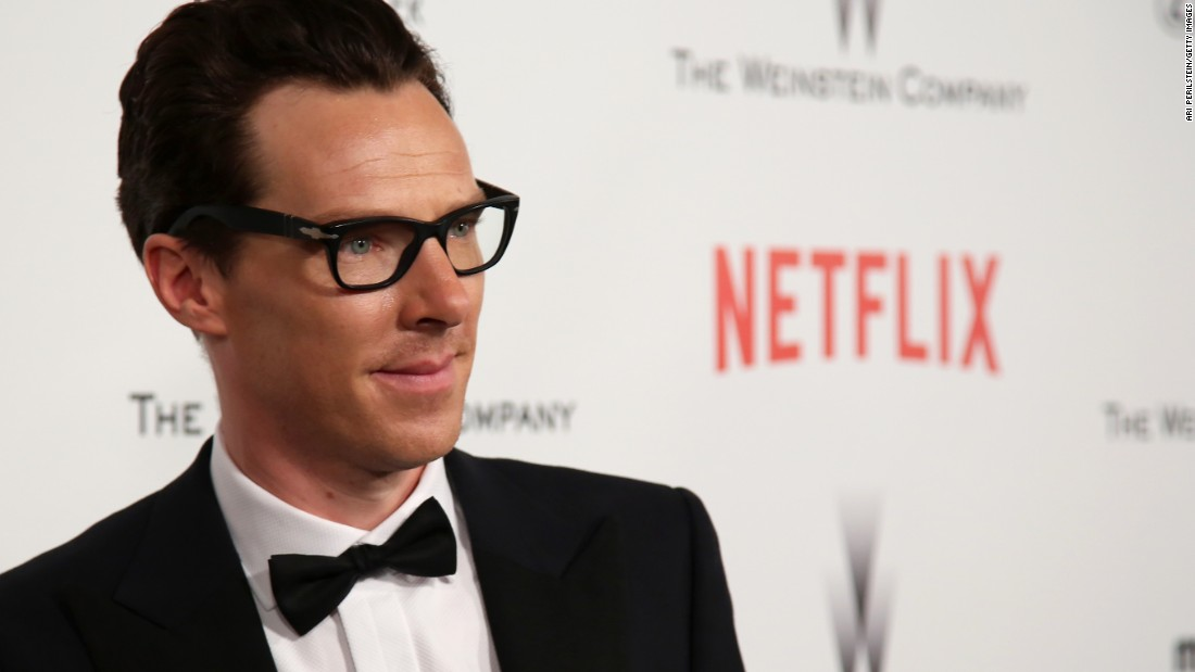 "Oscar-nominated star <a href=""http://www.cnn.com/2015/01/27/entertainment/benedict-cumberbatch-colored-apology/index.html"" target=""_blank"">Benedict Cumberbatch apologized</a> for referring to black actors as ""colored"" during his interview with PBS' Tavis Smiley about the lack of diversity in the British film industry. Cumberbatch said he was an ""idiot"" and ""devastated"" at his choice of words."