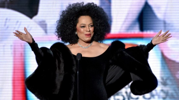 Diana Ross appeared in some TV movies in the '90s and was awarded a Kennedy Center Honor in 2007. She received a Grammy Lifetime Achievement Award in 2012. Ashlee Simpson is now her daughter-in-law, having married Ross' son, Evan, in 2014.