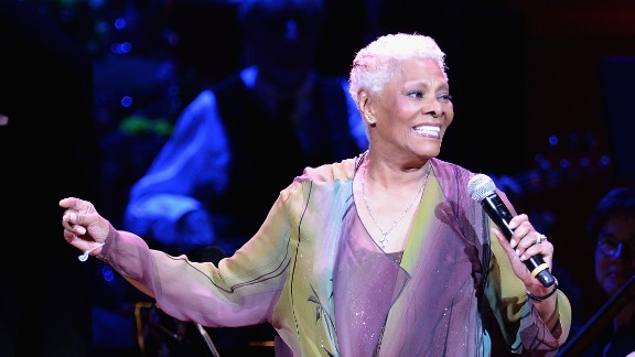 """For all her musical success, Dionne Warwick was probably best known in the '90s for her commercials for the Psychic Friends Network. But she continues to sing and has been particularly active in charitable endeavors, even appearing on """"The Celebrity Apprentice"""" in 2011 for the Hunger Project."""
