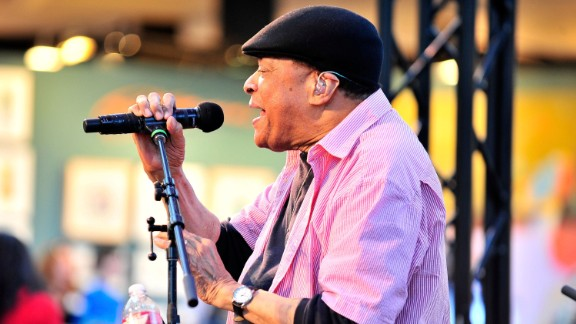 """The sweet tones of jazz singer Al Jarreau could be heard on the theme to the TV show """"Moonlighting"""" and his biggest post-1985 hit, 1988's """"So Good."""" Jarreau inspired a children's book, """"Ashti Meets Birdman Al."""" He died in 2017 at age 76."""
