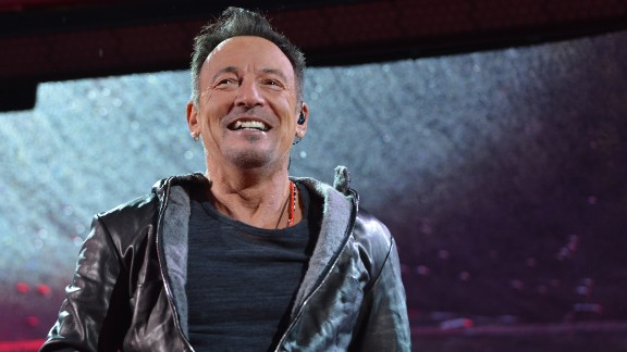 """After """"We Are the World,"""" Bruce Springsteen retired from music. Just kidding! The peripatetic guitarist and singer still puts on marathon live shows and releases best-selling albums, including 2014's """"High Hopes,"""" which became his 11th No. 1. His pre-1985 albums were recently remastered and reissued in a boxed set."""