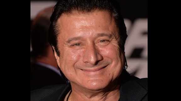 """Steve Perry, the Journey lead singer, had just issued his first solo album when """"We Are the World"""" came out. He returned to Journey in 1996 for the album """"Trial by Fire"""" as well as for a Hollywood Walk of Fame appearance in 2005. Perry, now in his 60s, survived a skin cancer scare in 2013 and has been a regular visitor to San Francisco Giants games during the team's World Series runs. Journey was inducted into the Rock and Roll Hall of Fame in 2017."""