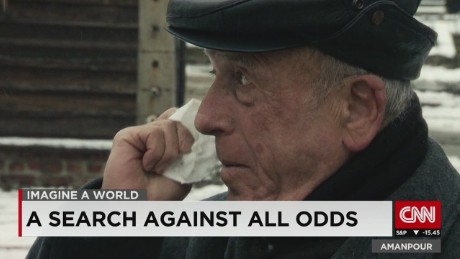 Auschwitz survivor searches for his long-lost twin