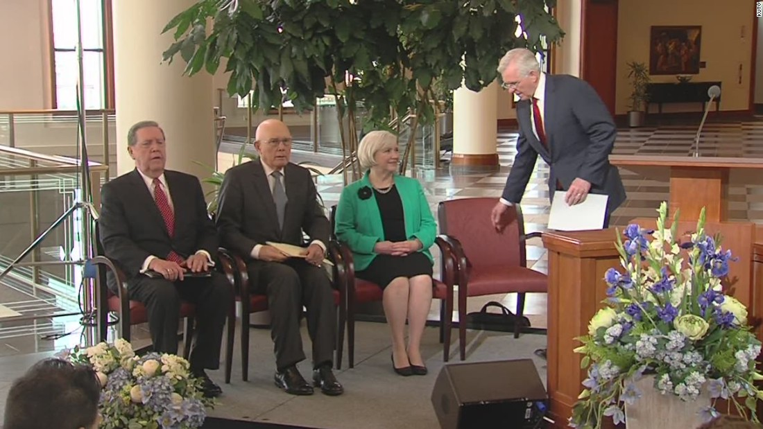 Mormon church homosexuality