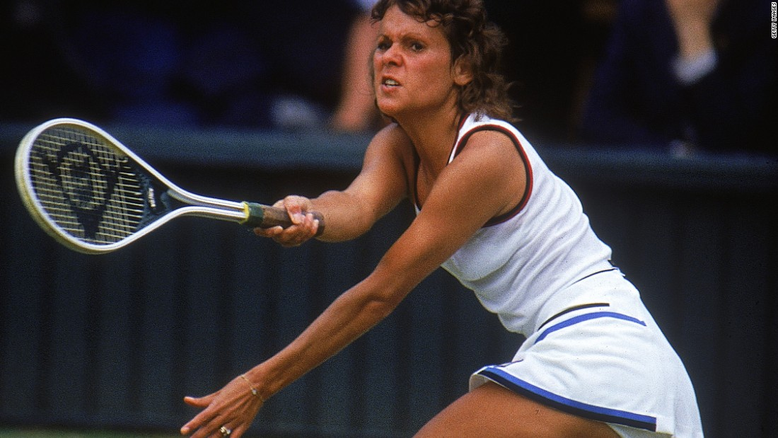 She also shone on home soil winning four straight Australian Opens in the open era as well as adding seven grand slam doubles titles to her career CV.
