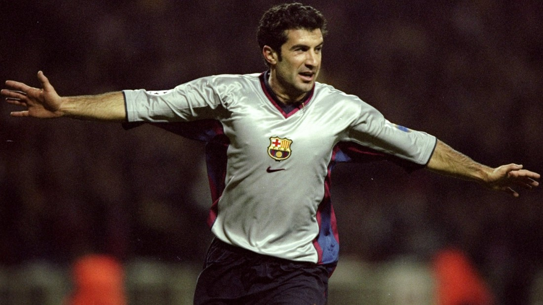 timeless design 147c2 94a1c Real Madrid great Luis Figo: I want to be FIFA president - CNN