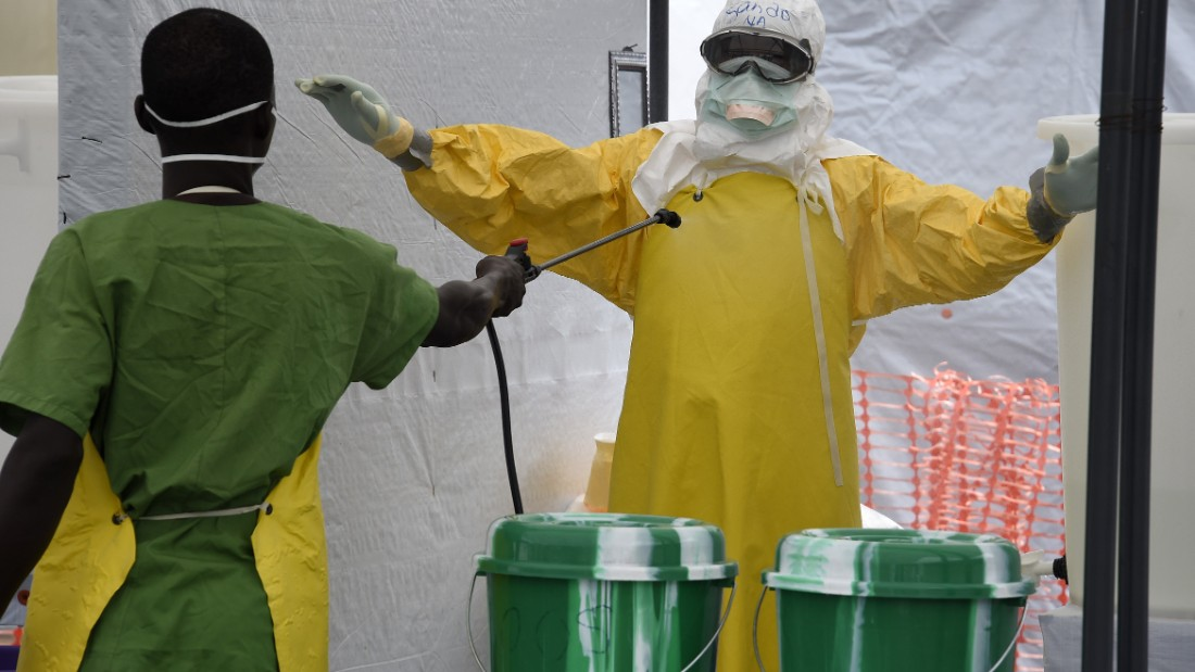 Some forecasters knew that travel across the world would be impacted by Ebola fears.
