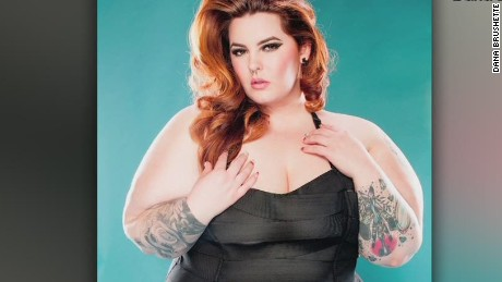 Instagram users are no longer blocked from searching for #curvy women like model Tess Holliday.