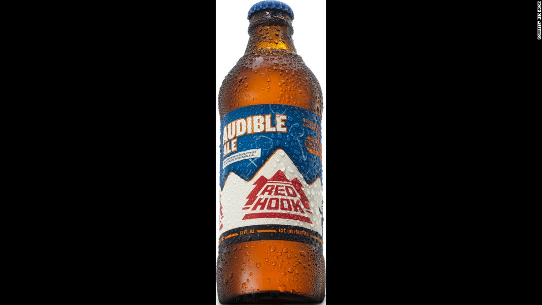 <strong>Audible Ale -- Redhook Ale Brewery </strong>(Woodinville, Washington)<br />
