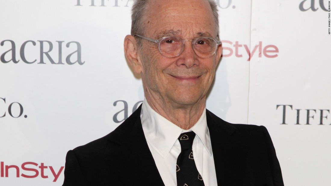 "Joel Grey told <a href=""http://www.people.com/article/joel-grey-gay-cabaret"" target=""_blank"">People magazine</a> that he doesn't like labels, but ""if you have to put a label on it, I'm a gay man."" The Oscar winner and Broadway star is in his 80s."
