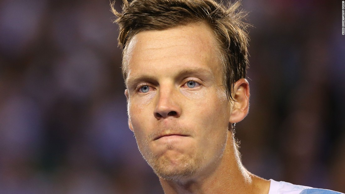 Berdych claimed a long first set but Murray coasted thereafter.